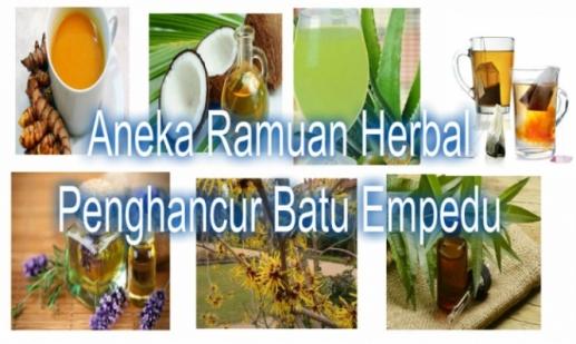 Ramuan Herbal Obat Tradisional Ganglion